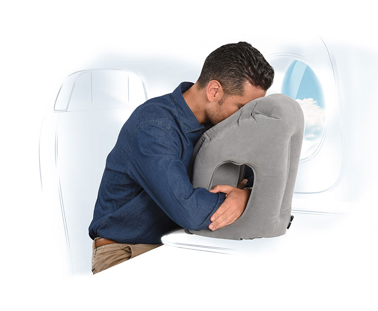 neck com pillow amazon blue toggles foam dp support head ac travel dark travelmate sleeping memory for earplugs adjustable
